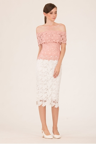 Show details for Duxca Top (Pale Pink)
