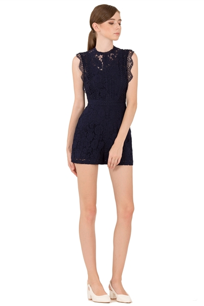 Picture of Dibolia Romper (Navy)