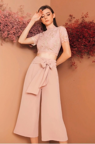 Show details for Dafta Pants (Pale Pink)