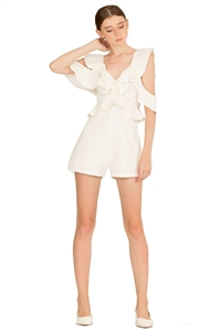 Picture of Dufju Romper (White)