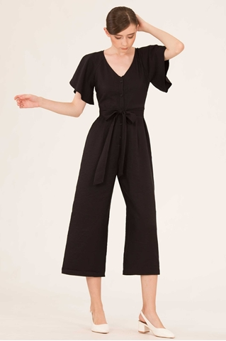 Show details for Dakamiar Jumpsuit (Black)