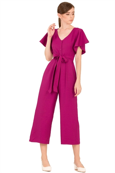 Picture of Dakamiar Jumpsuit (Fuschia)