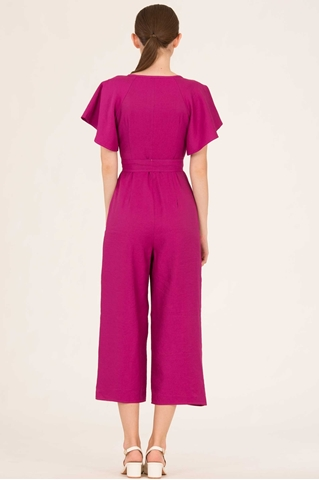 Show details for Dakamiar Jumpsuit (Fuschia)