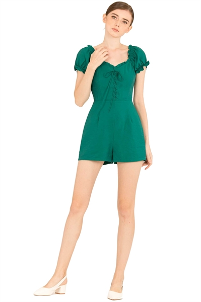 Picture of Detiamise Romper (Green)
