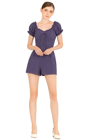 Picture of Detiamise Romper (Violet Blue)