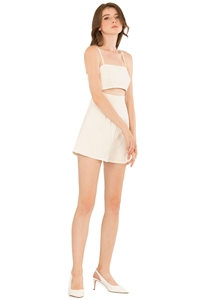 Picture of Derusty Romper (White)