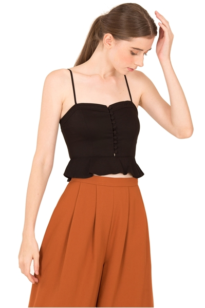 Picture of Danorusta Top (Black)