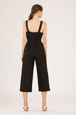 Show details for Demuxie Jumpsuit (Black)