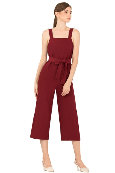 Picture of Demuxie Jumpsuit (Maroon)
