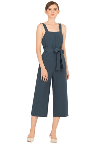 Picture of Demuxie Jumpsuit (Steel Blue)