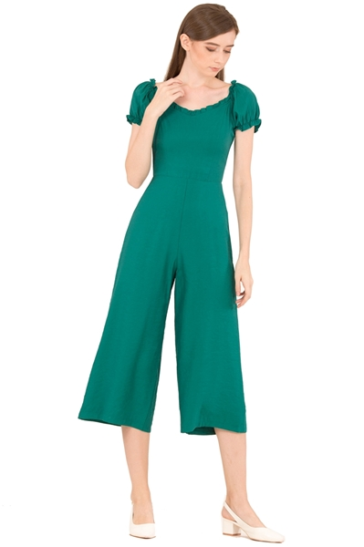 Picture of Dohafablar Jumpsuit (Green)