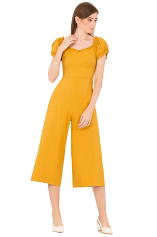 Picture of Dohafablar Jumpsuit (Mustard)