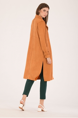 Show details for Deprioe Coat (Caramel)