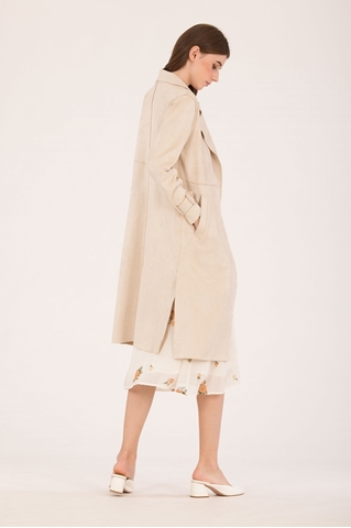 Show details for Deprioe Coat (Khaki)