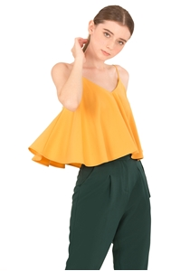 Picture of Dezizi Top (Sunflower Yellow)