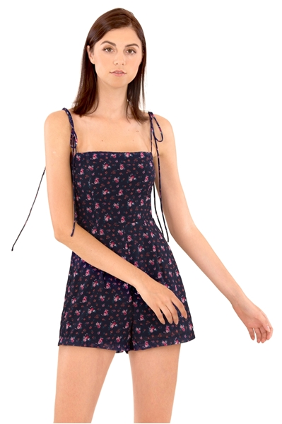 Picture of Dorbercix Romper (Navy)