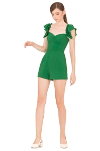 Picture of Dimifuna Romper (Green)