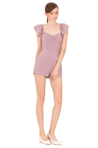 Picture of Dimifuna Romper (Lilac)