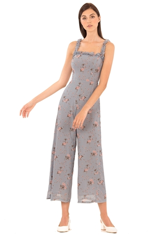 Picture of Deyuanij Jumpsuit (Dusty Blue)
