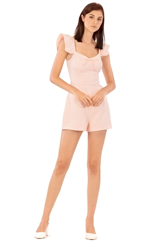 Picture of Demixtor Romper (Peach)