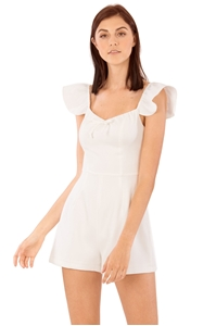 Picture of Demixtor Romper (White)