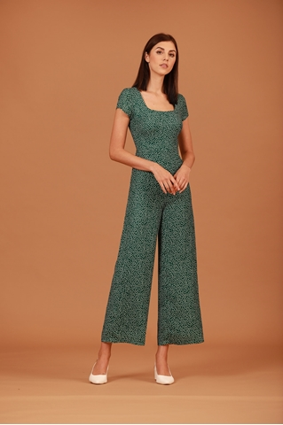 Show details for Dimuzuxar Jumpsuits (Green)