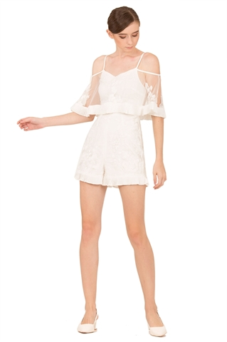 Picture of Dakarual Romper (White)