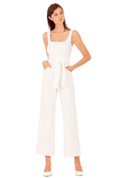 Picture of Danahajurv Jumpsuits (White)