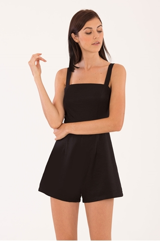 Show details for Dafiozir Romper (Black)