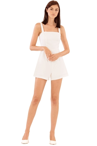 Picture of Dafiozir Romper (White)