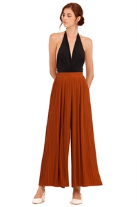 Picture of Ditira Pants (Rust Orange)