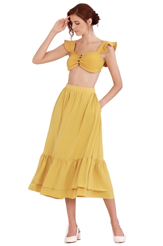 Picture of Damix Skirt (Yellow)