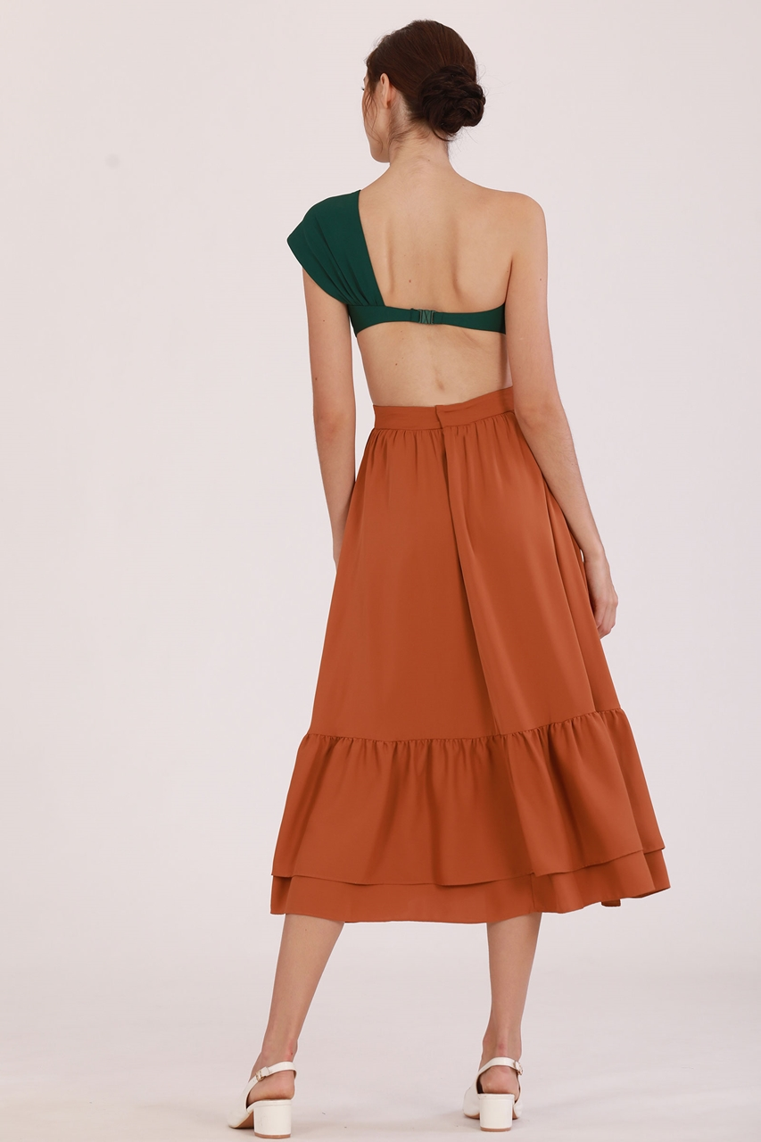 Picture of Damix Skirt (Brown)