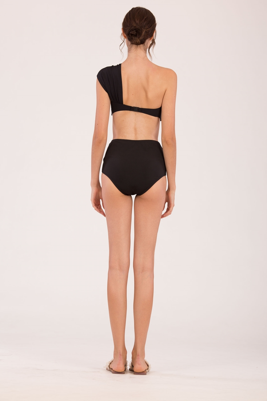 Picture of Dojumic Bikini Bottom (Black) (Non Returnable)