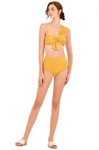 Picture of Dokerveni Bikini Top (Yellow) (Non Returnable)