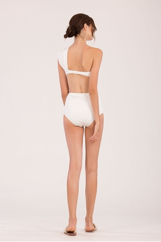 Show details for Dokerveni Bikini Top (White) (Non Returnable)