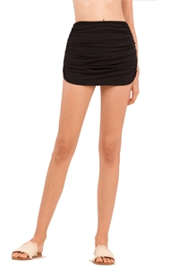 Picture of Danaveg Skort Bikini Bottom (Black) (Non Returnable)
