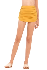 Picture of Danaveg Skort Bikini Bottom (Yellow) (Non Returnable)