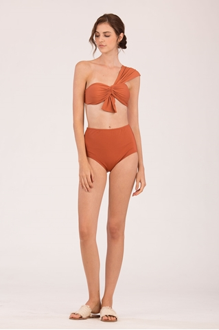 Show details for Dojumic Bikini Bottom (Brown) (Non Returnable)