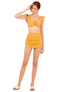 Picture of Demienyur Bikini Top (Yellow) (Non Returnable)