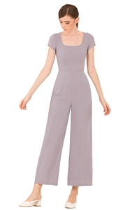 Picture of Dajurtrea Jumpsuit (Mauve)