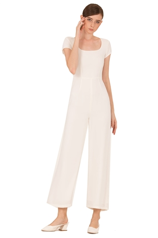 Picture of Dajurtrea Jumpsuit (White)