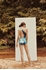 Picture of Duipeq One Piece Swimsuit (Turquoise)(Non Returnable)