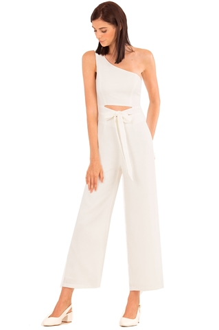 Picture of Divuze Jumpsuit (White)