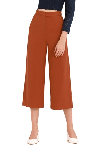 Picture of Dokux Pants (Rust Orange)