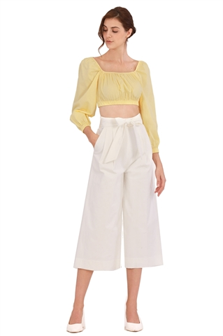Picture of Dimekia Top (Powder Yellow)