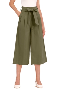 Picture of Demixara Pants (Army Green)