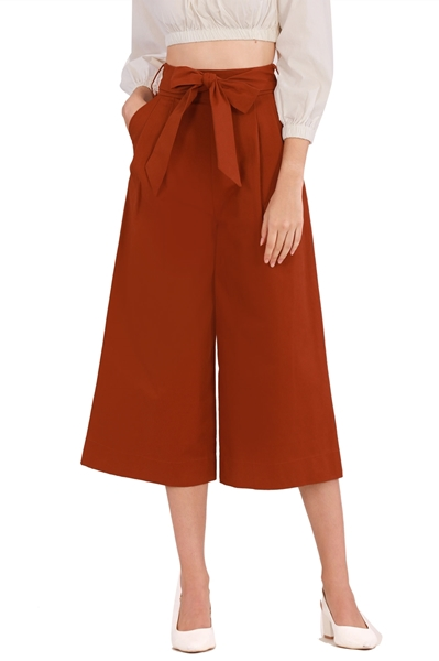 Picture of Demixara Pants (Brown)