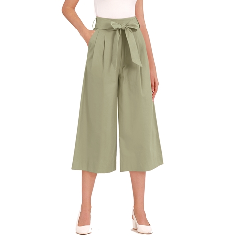 Show details for Demixara Pants (Pale Green)