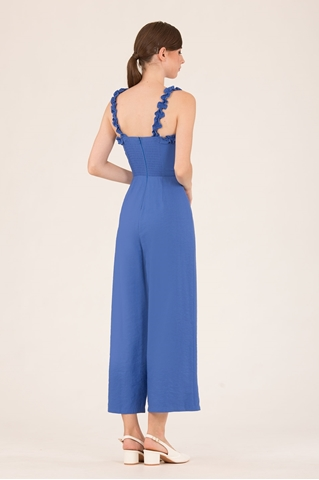 Show details for Dokianir Jumpsuit (Blue)